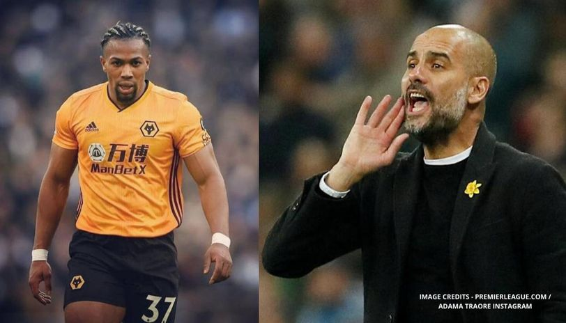 Man City And Juventus Leading The Race For 80m Rated Wolves Star Adama Traore Report Republic World
