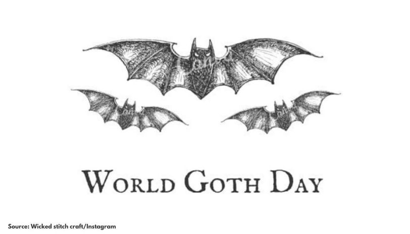 World goth day quotes