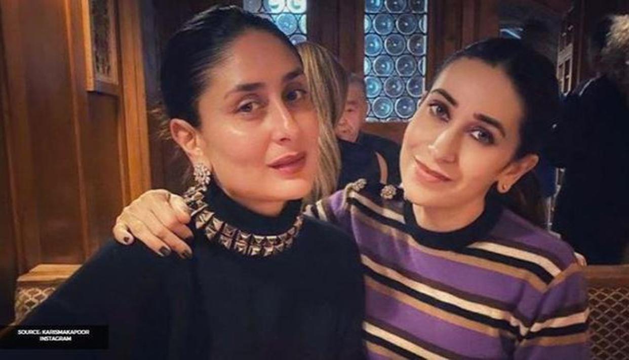 "Kareena Kapoor Khan and Karisma Kapoor are the ultimate ""sister squad""; See latest pic - Republic World"