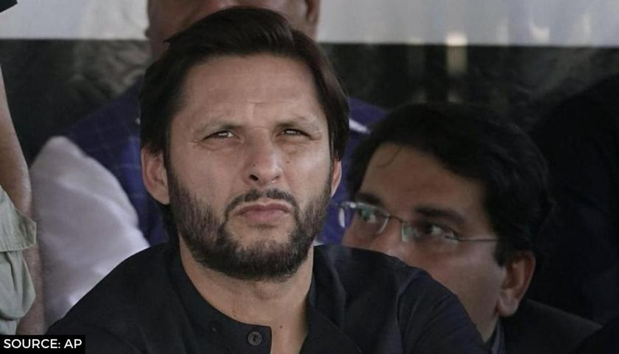Shahid Afridi lashes out at Afghanistan player for abusing Mohammad Amir; watch video