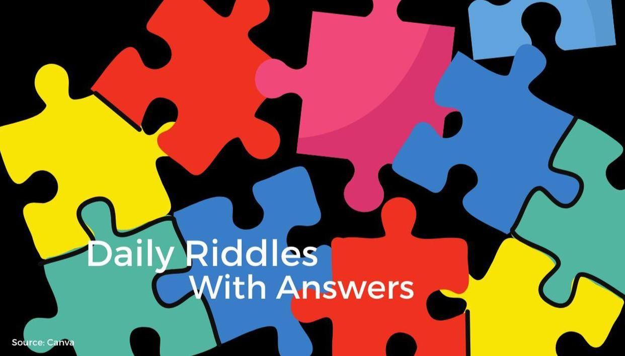 11 Riddles With Answers Explained Daily Kids Adults Picture Puzzle For Today May 27