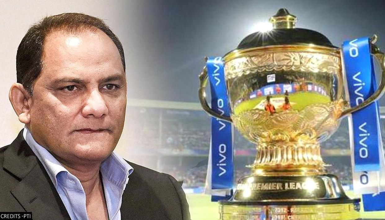 Correct course of action': Mohammad Azharuddin on BCCI's stand on postponing  IPL 2021