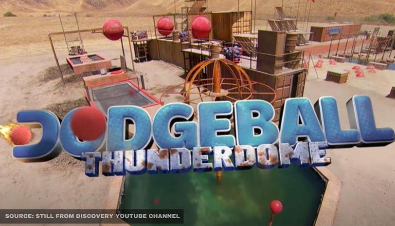 where is dodgeball thunderdome filmed?