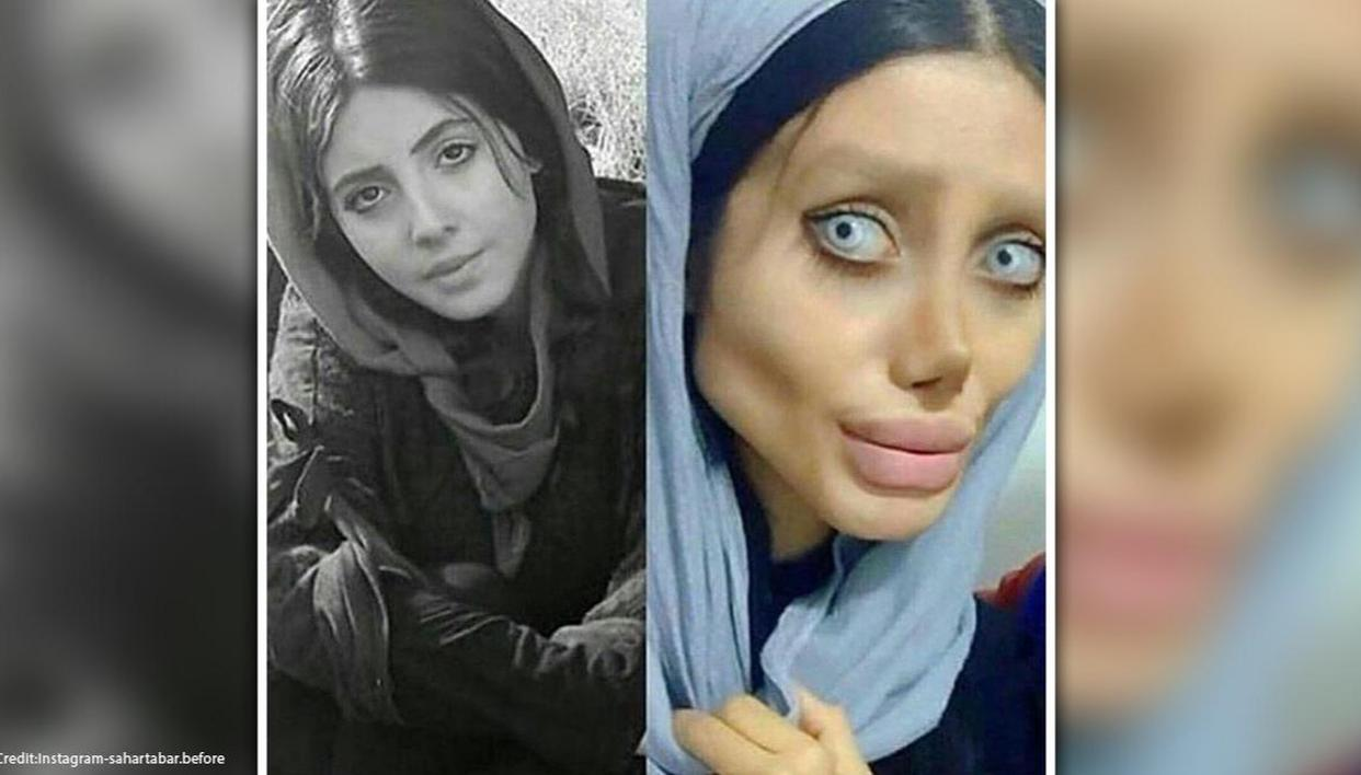 Instagram star who underwent surgeries to look like Angelina Jolie contracts COVID-19 thumbnail