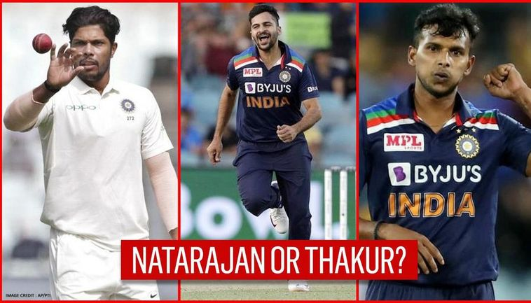 Shardul Or Natarajan Netizens Drop In Suggestions For Umesh Yadav S Replacement At Scg