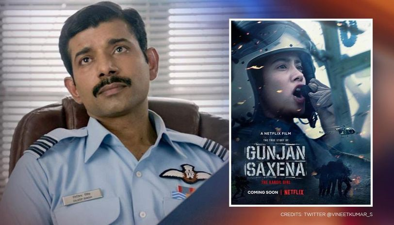 Gunjan Saxena Vineet Kumar Singh Shares His Experience Says Over To You Republic World
