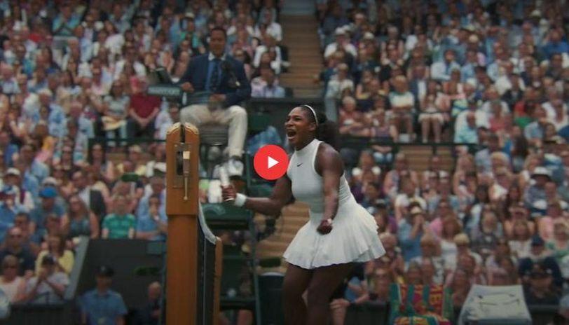 Rafael Nadal Serena Williams Lebron James Star In Latest Hard Hitting Nike Commercial Republic World