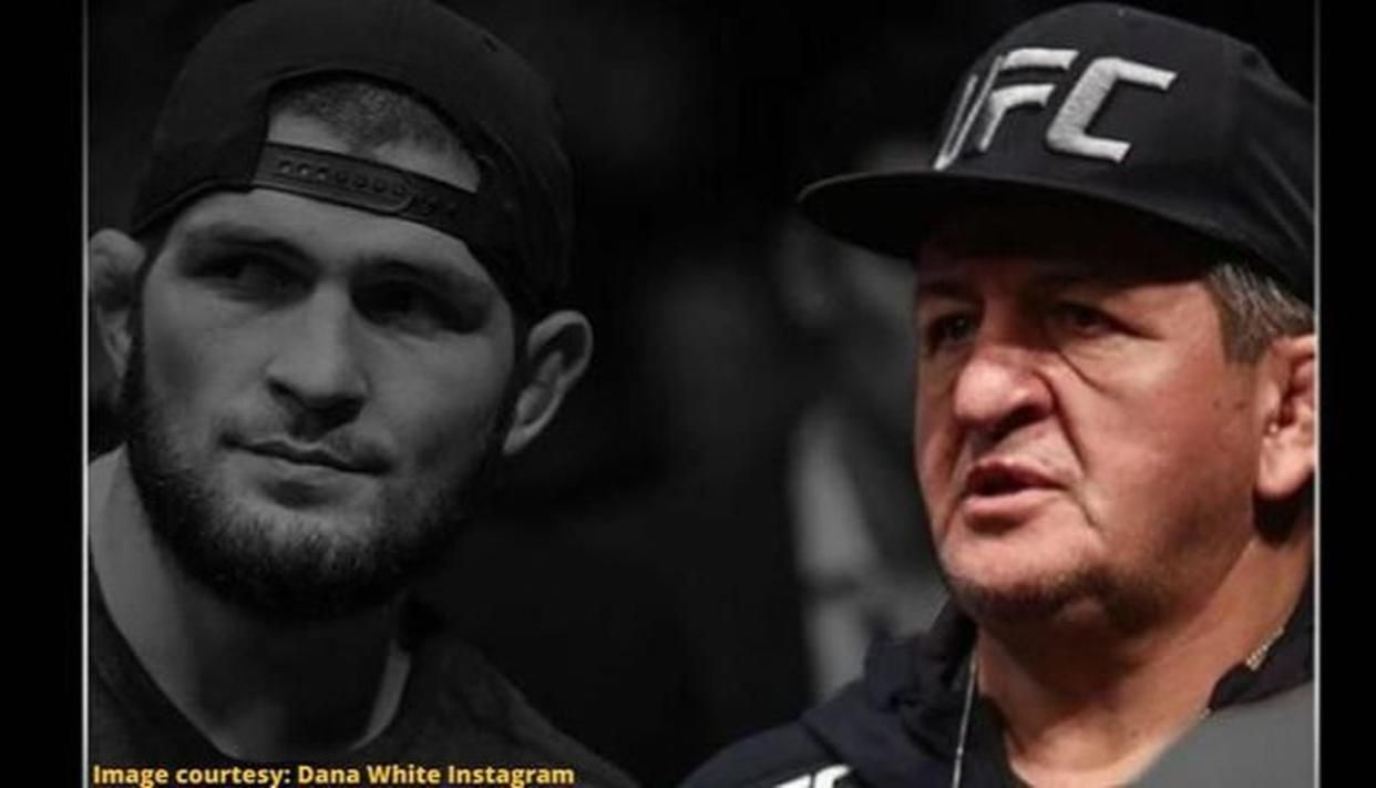 Khabib S Father Helped Underprivileged Kids Throughout His Life Reveals His Manager
