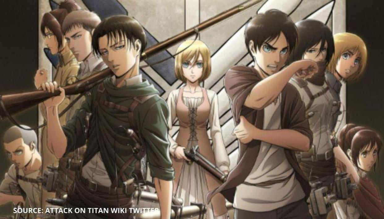 When does 'Attack on Titan' season 4 come out on Netflix, NHK and Funimation?