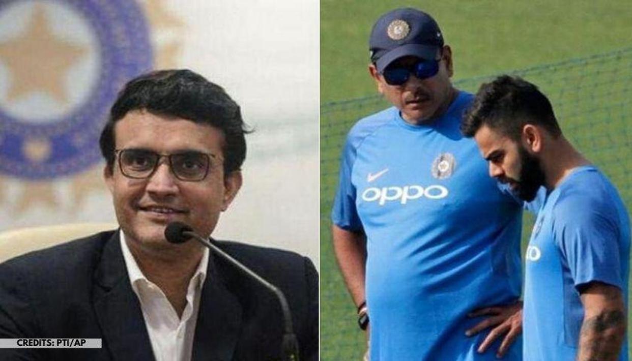Sourav Ganguly to speak to Virat Kohli, Ravi Shastri over India's dismal overseas results - Republic World