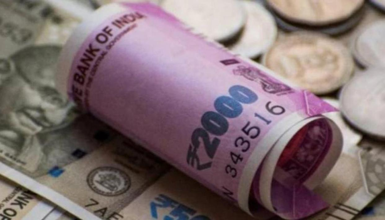 Ru Opens 5 Paise Higher At 71 38 Vs