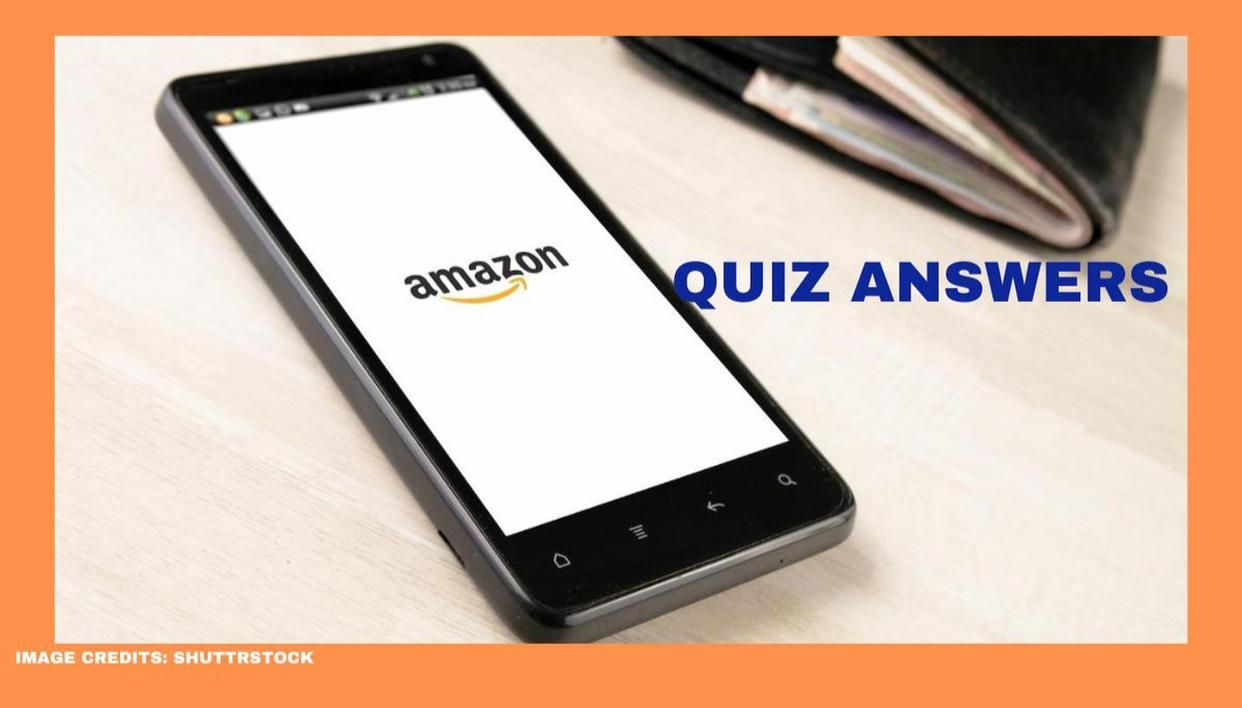 Amazon Dolby Atmos Soundbar Quiz Answers For October 3rd Stand A Chance To Win A Soundbar