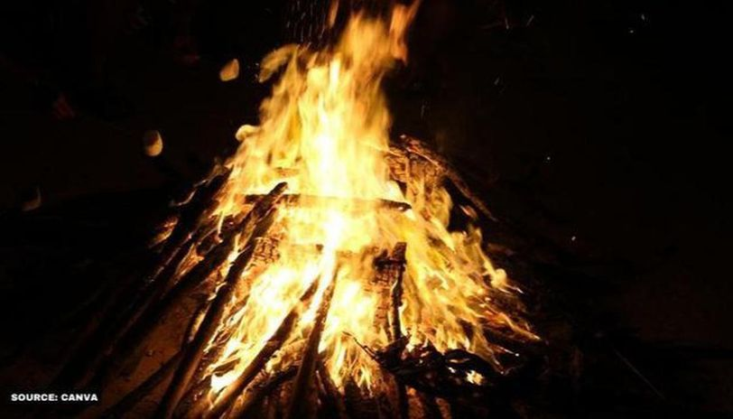 Holika Dahan in chennai