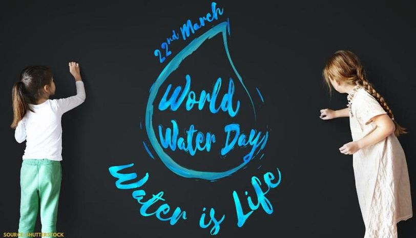 when is world water day