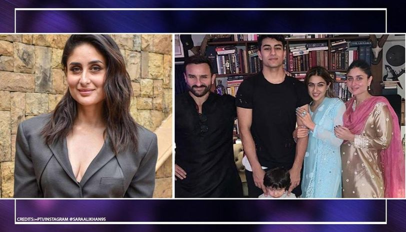 Kareena Kapoor Khan: Don't know why people call me stepmom, because that's not the case