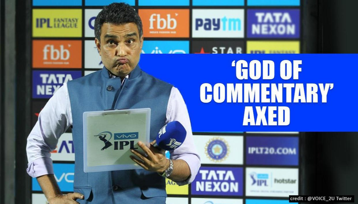 Former India cricketer Sanjay Manjrekar left out of BCCI's commentary panel