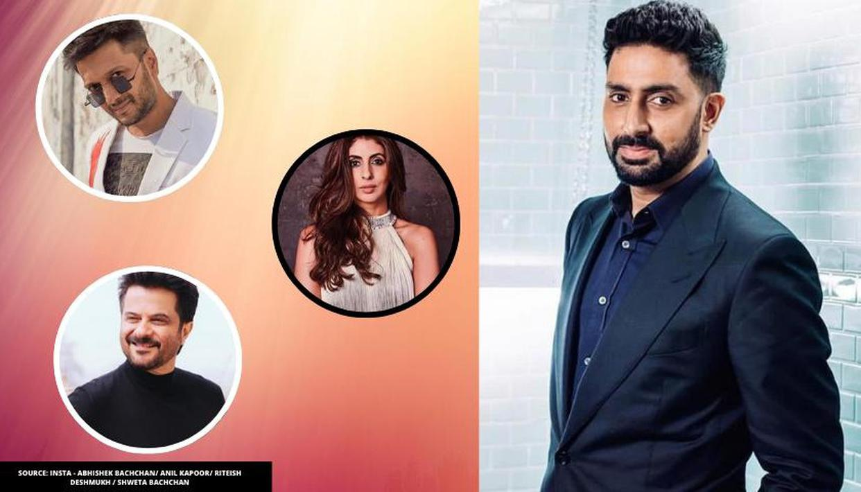 Abhishek Bachchan's care board reads 'no discharge plan'; Anil & other celebs send love - Republic World