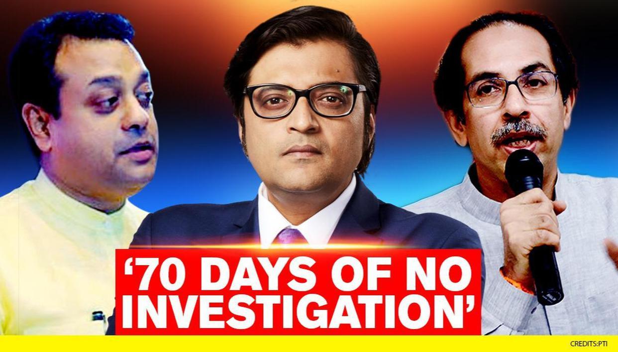 BJP's Sambit Patra slams CM Thackeray; asks 'why no 60-page notice for Mumbai Police?' - Republic World