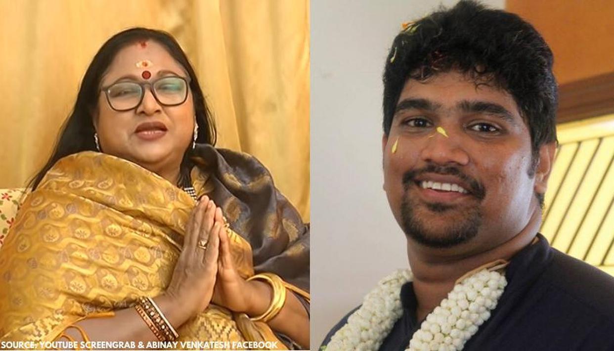 Telugu actor Vanisri's son Abinay Venkatesh passes away due to cardiac arrest - Republic World