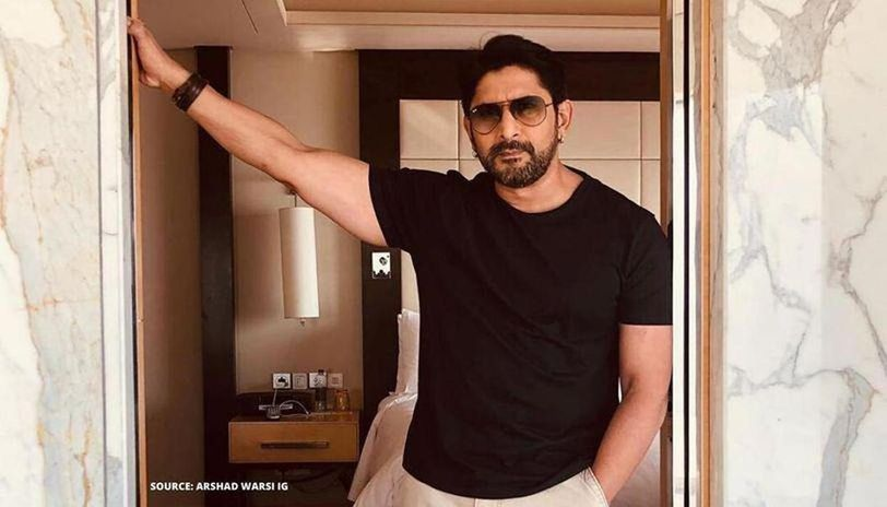 Arshad Warsi shares a glimpse of his latest 'just finished' artwork amid lockdown