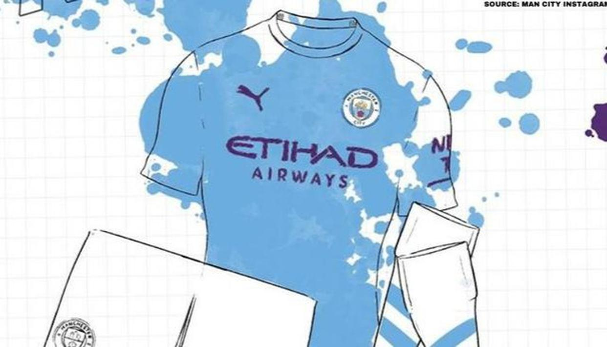 Manchester City S Home Kit For 2020 21 Leaked By Puma But Fans Are Far From Happy