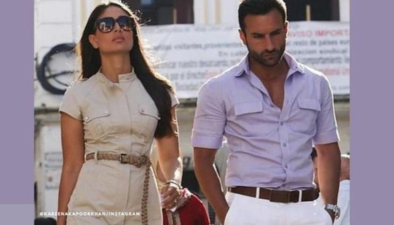 When Kareena Kapoor revealed Taimur's reaction to Saif Ali ...