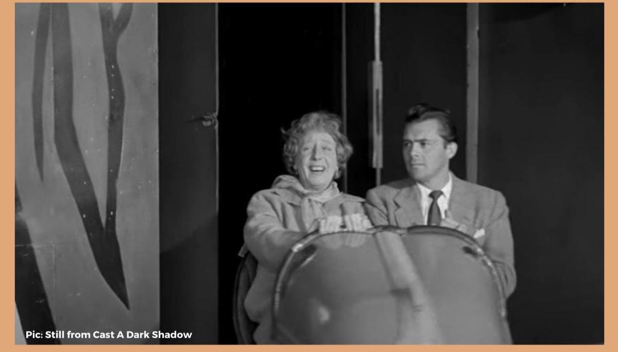 Classic Old Movie : Cast A Dark Shadow 1955