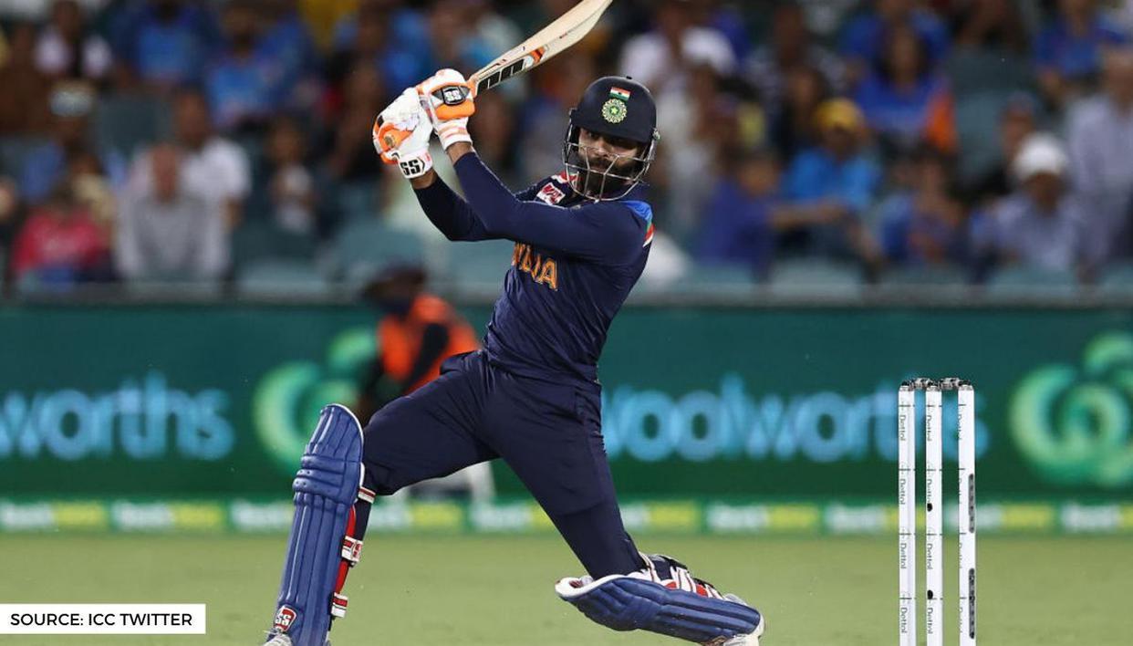 AUS vs IND LIVE: Ravindra Jadeja's quickfire 44* powers India to 161, suffers injury later