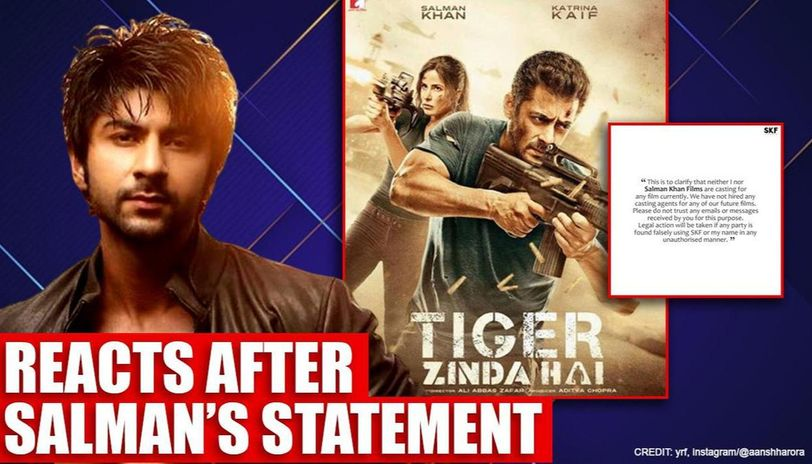 Actor lodges complaint after being 'shortlisted' as 'Tiger Zinda 3' villain by scamster
