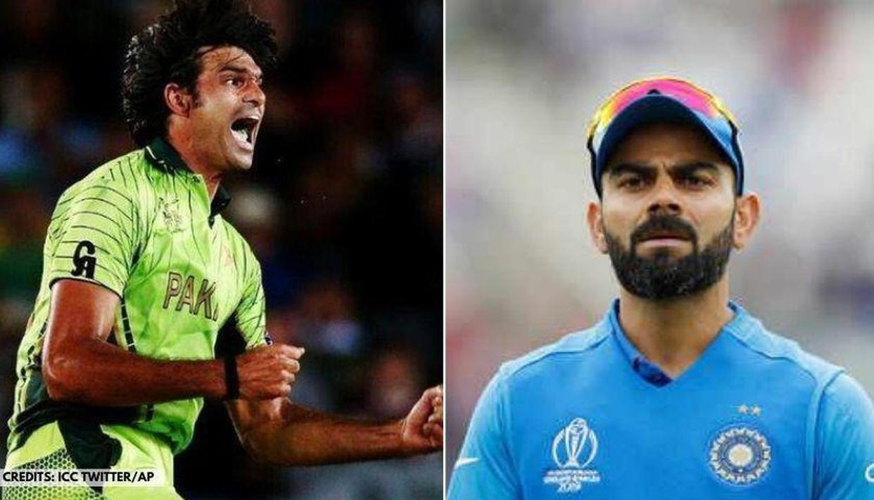Pakistan bowler claims Virat Kohli admitted to get frightened with his pace in India - Republic World