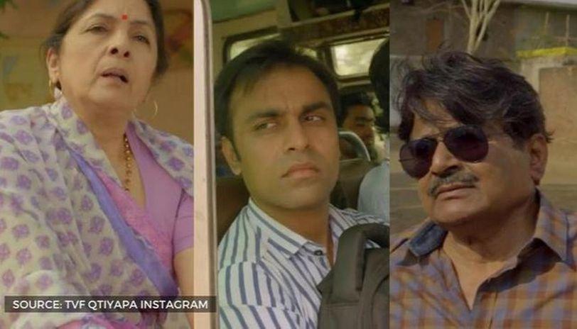 panchayat cast