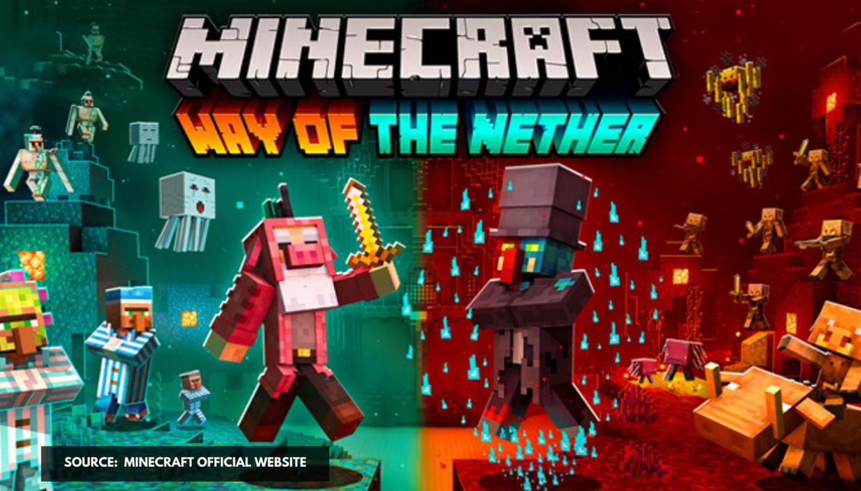 How To Reset The Nether In Minecraft What Is Nether Update And It S New Features Republic World