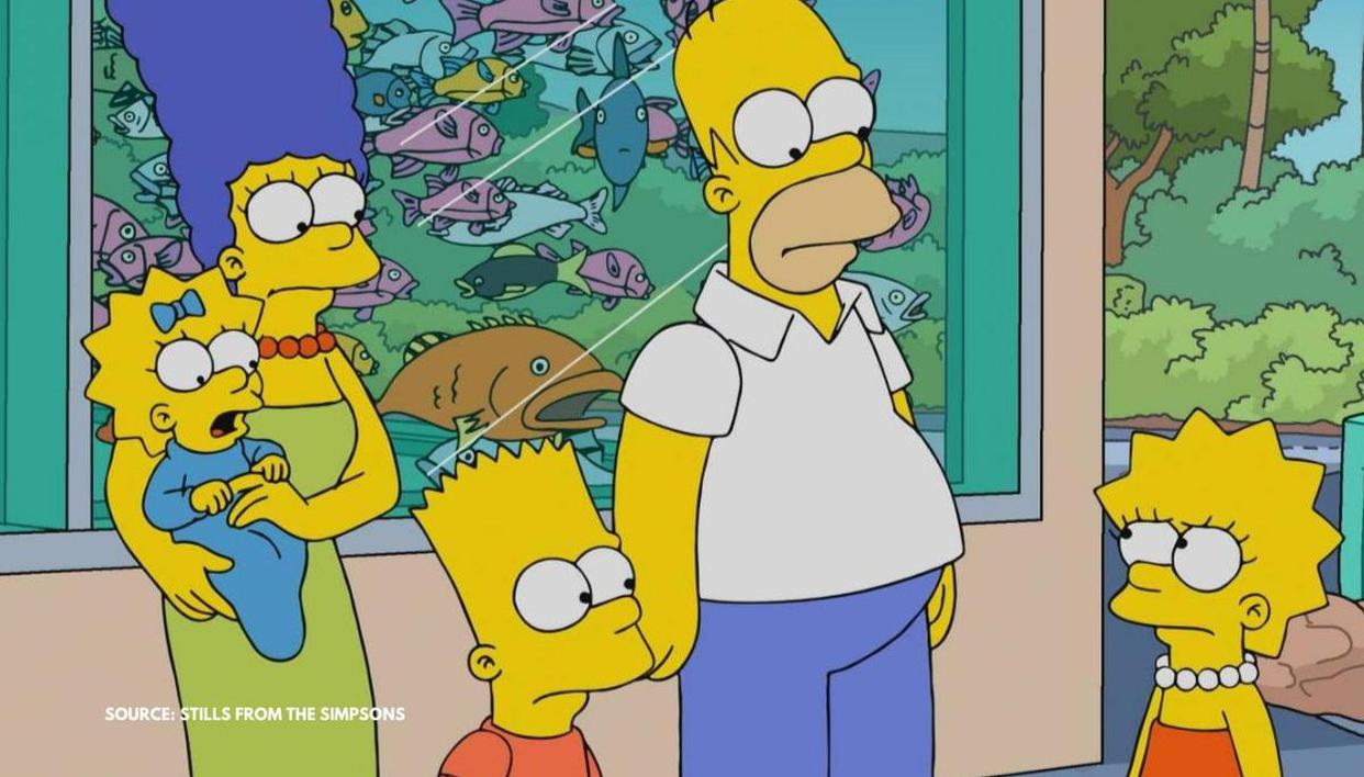 The Simpsons' makers added COVID-19 masks to characters in Treehouse edition, read how - Republic World