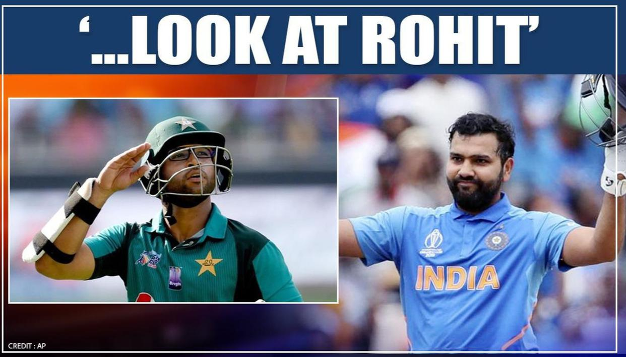 Imam-ul-Haq wants Pakistan players to be treated like India dealt with Rohit Sharma thumbnail