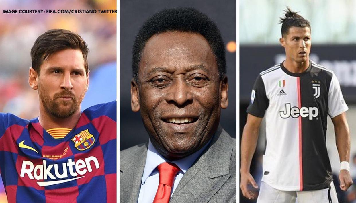 Lionel Messi, Cristiano Ronaldo yet to reach Pele's level, says World Cup winner - Republic World