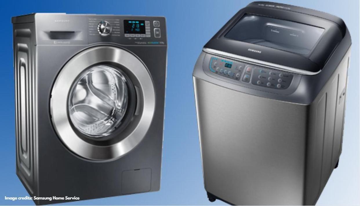 Samsung washing machine DC error: How to easily fix the different DC error  codes?