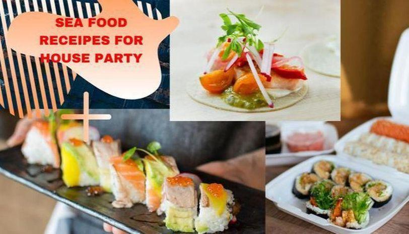 sea food dishes