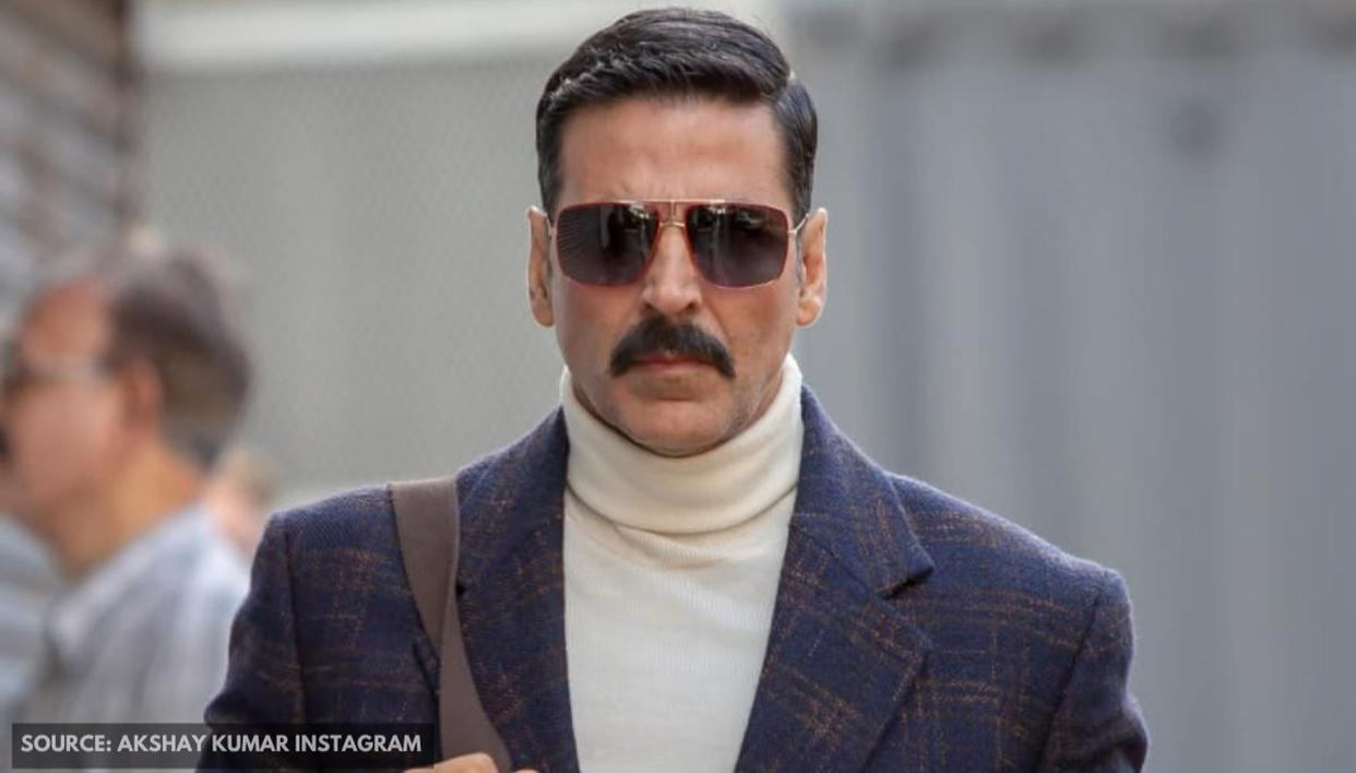 Akshay Kumar leaves makers 'stunned' after he recommends a double shift for 'Bell Bottom' - Republic World