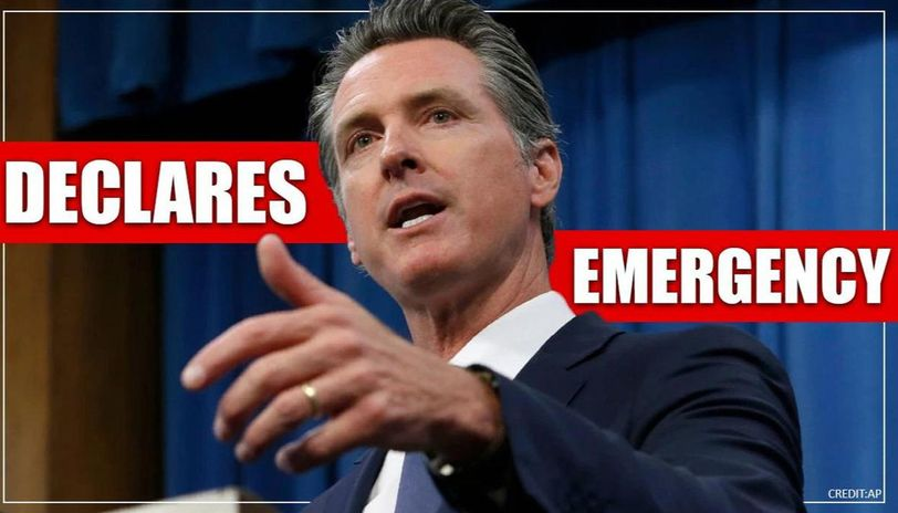 Governor Newsom declares emergency after first death