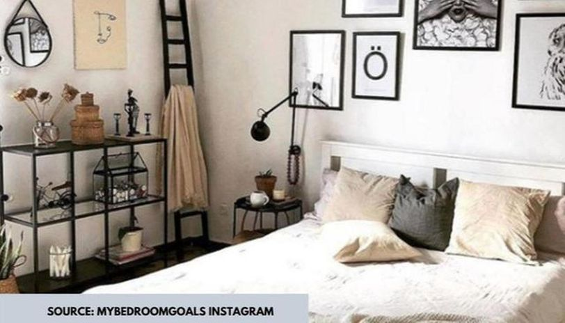 tips to organise bedroom