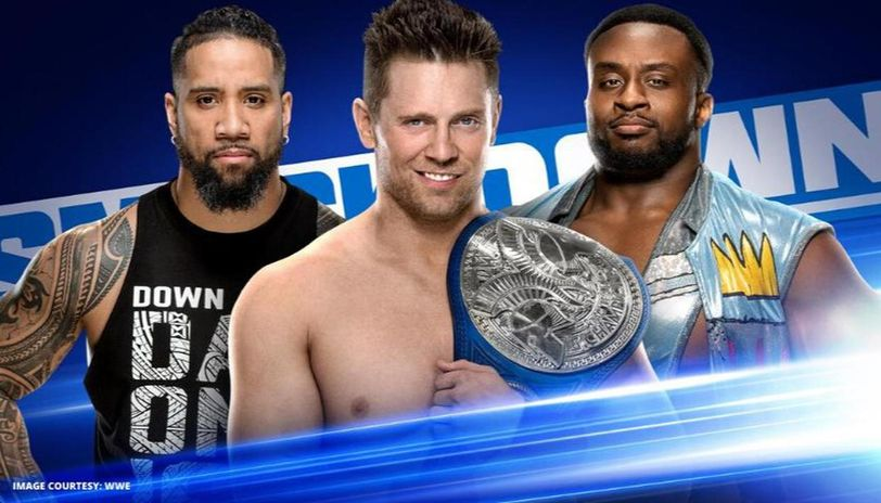 wwe smackdown live streaming
