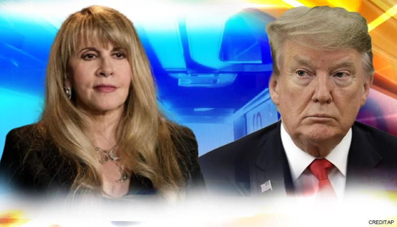 Stevie Nicks says she will leave the US if Donald Trump is re-elected