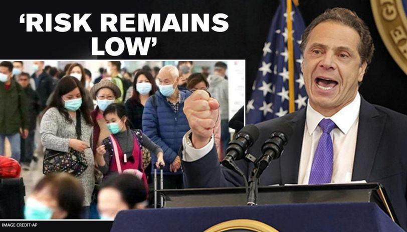 US: First case of coronavirus in New York announced by Governor Cuomo