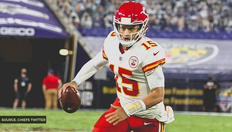 Nfl Scores Week 3 Highlights Mahomes Shines As Chiefs Make Light Work Of Ravens