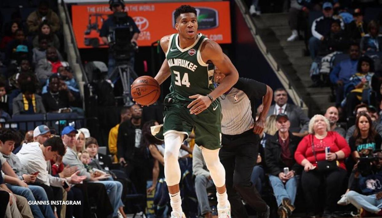 Giannis Antetokounmpo handles business off-court, picks up stake in Ready Nutrition - Republic World