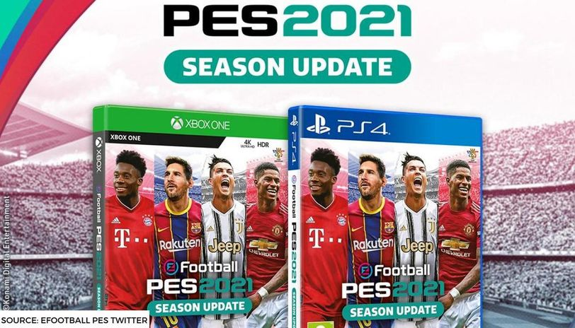 eFootball PES 2021 Season Update