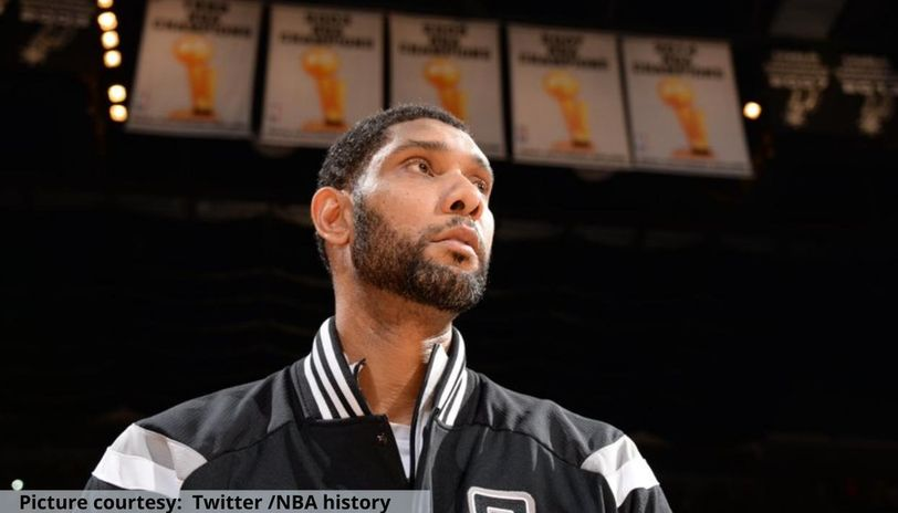 how many rings does tim duncan have