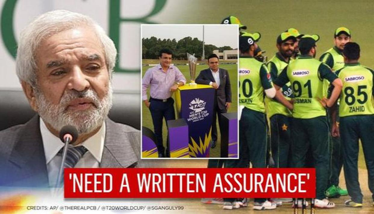 Pakistans visa list for T20 World Cup in India resembles exodus; claims Imran has cleared - Republic TV
