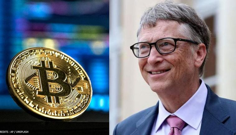 Bill Gates 'betting on total collapse of Bitcoin' as cryptocurrency slumps:  Analysts