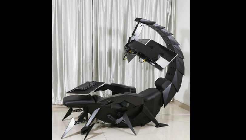 scorpion gaming chair